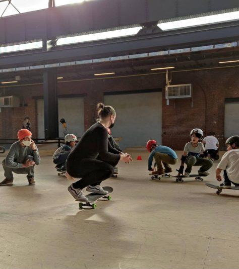 Initiator skateboarden 2020